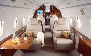 The Hamptons in private jet style