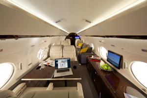 G650-interior
