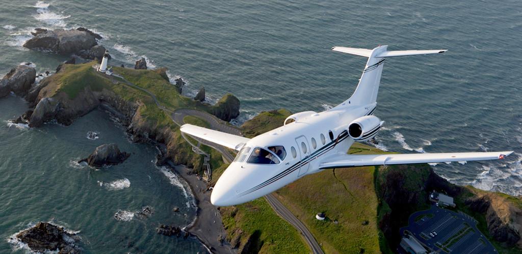 Hawker 400XP Light Jet