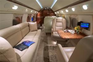 G-500/550 Interior