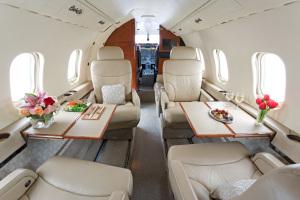 Lear 55 s/n 032 N125LR