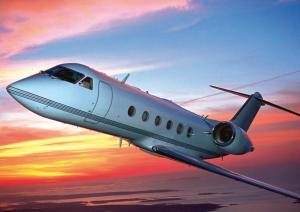 Charter a G-IV to New Jersey