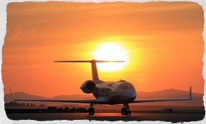 Los Angeles air charter flights